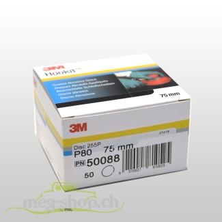 3M Schleifscheibe Hookit 80 Gold Premium ø75 mm_1297