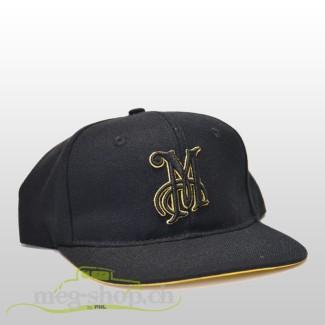 """ST019 Meguiar's Snapback Cap """"M"""" Logo_1347"""