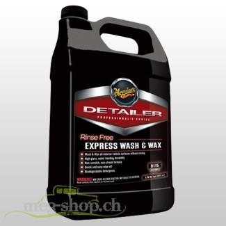 D11501 Rins Free Express Wash & Wax 3.78 lt_350