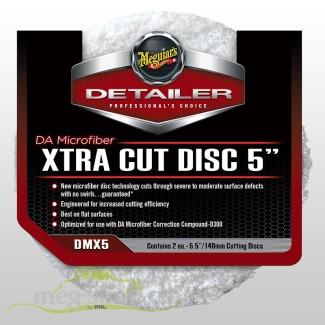 """DMX5 DA Microfiber Xtra Cut Disc 5"""" VE à 2 Stk._379"""