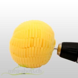 1000G-2 Polierball Gelb-grob gross ø10.16 cm_568