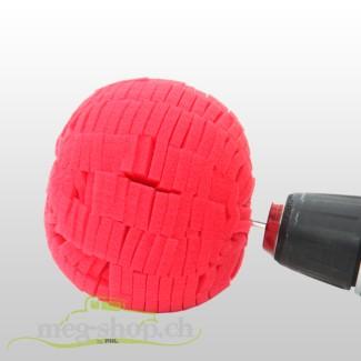 1000R-1/2 Polierball Rot-fein gross ø10.16 cm_570