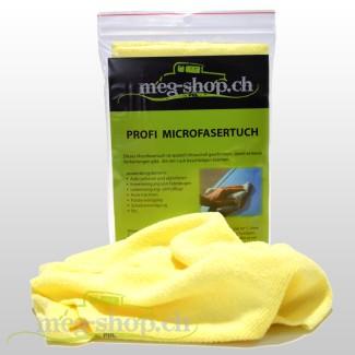 MI2500GE Microfasertuch gelb 40cm x 40cm_701