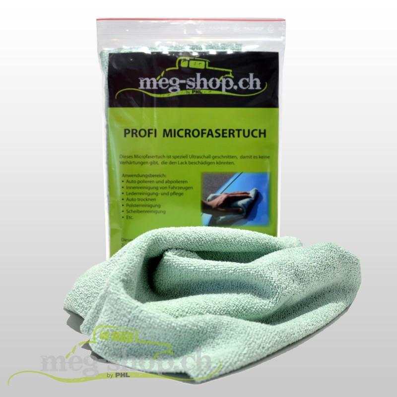 MI2500GR Microfasertuch grün 40cm x 40cm_703
