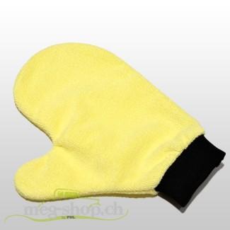 MH-GE-B Microfaser Handschuh gelb_711