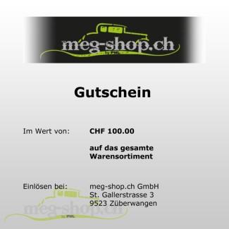 Gutschein CHF 100.00 meg-shop.ch_806